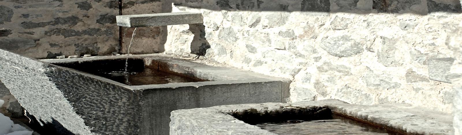 Homepage stone